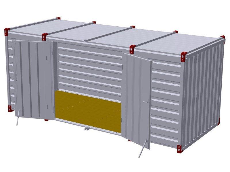 container 5 00 x 2 20 x 2 20 m 2l iovino. Black Bedroom Furniture Sets. Home Design Ideas