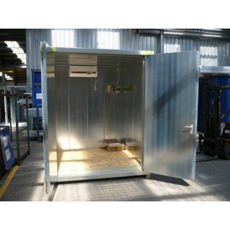Isolierte Container